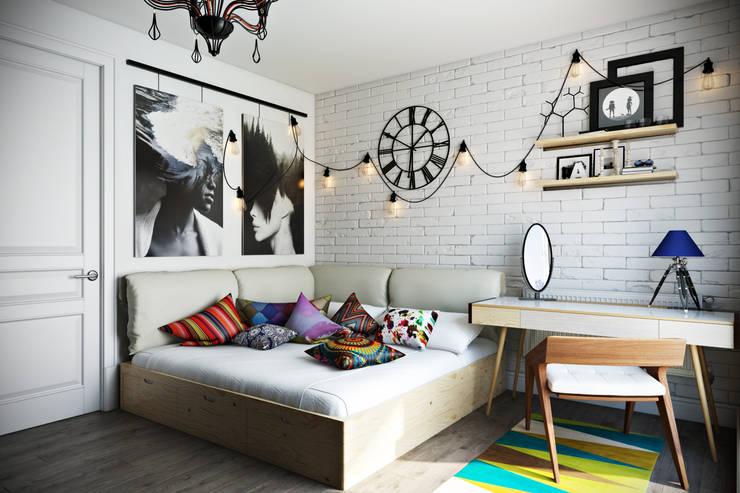 Bedroom by Дизайн Мира