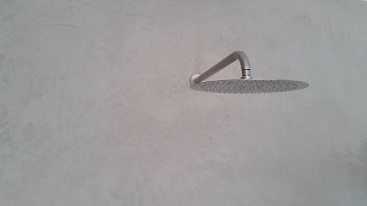 Badezimmer Ohne Fliesen Von Raumdesign Tommaso Malerei Homify