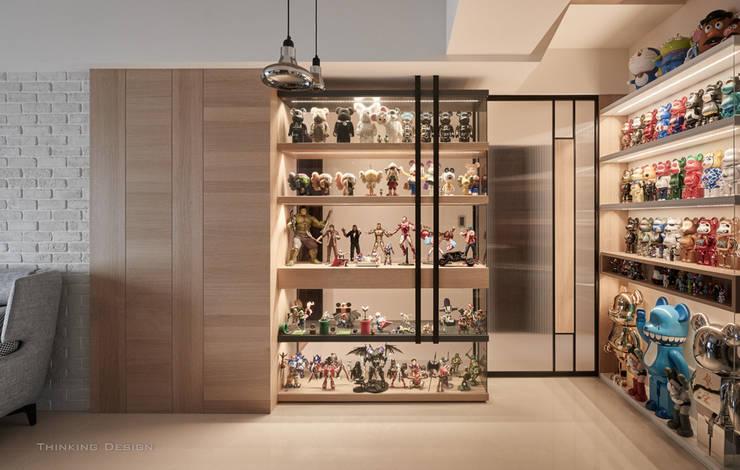 權美:  餐廳 by 思維空間設計