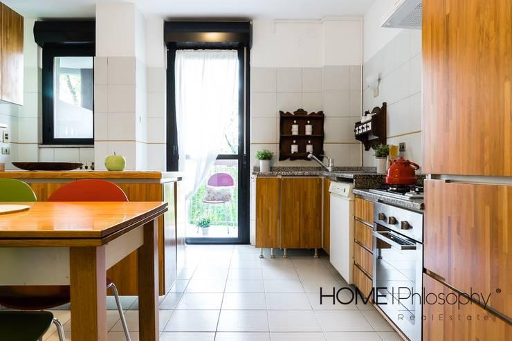 مطبخ تنفيذ Francesca Greco  - HOME|Philosophy