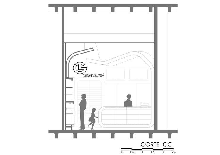 Centri commerciali moderni di OPFA Diseños y Arquitectura Moderno PVC