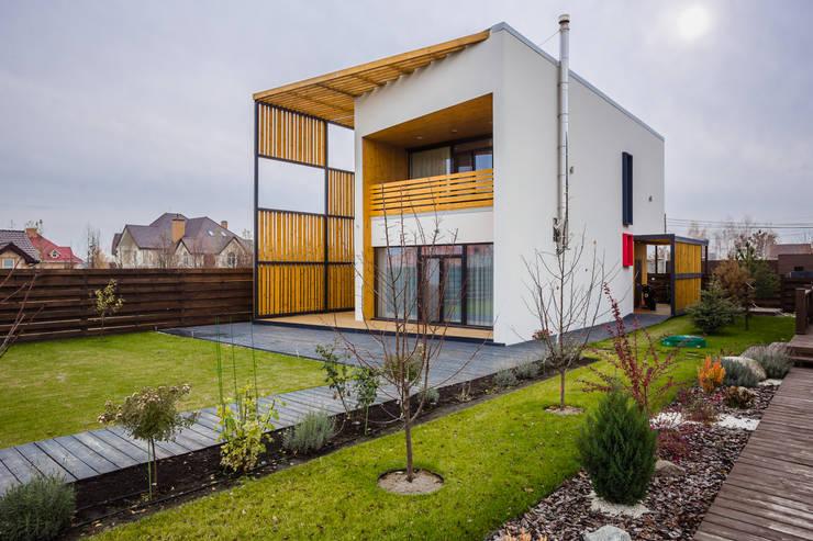Casas de estilo  por Мастерская Grynevich Dmitriy