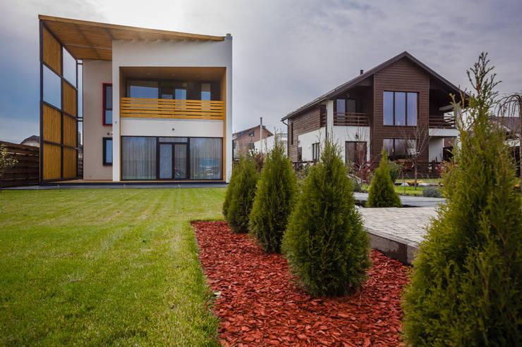 RBN house: Дома в . Автор – Мастерская Grynevich Dmitriy