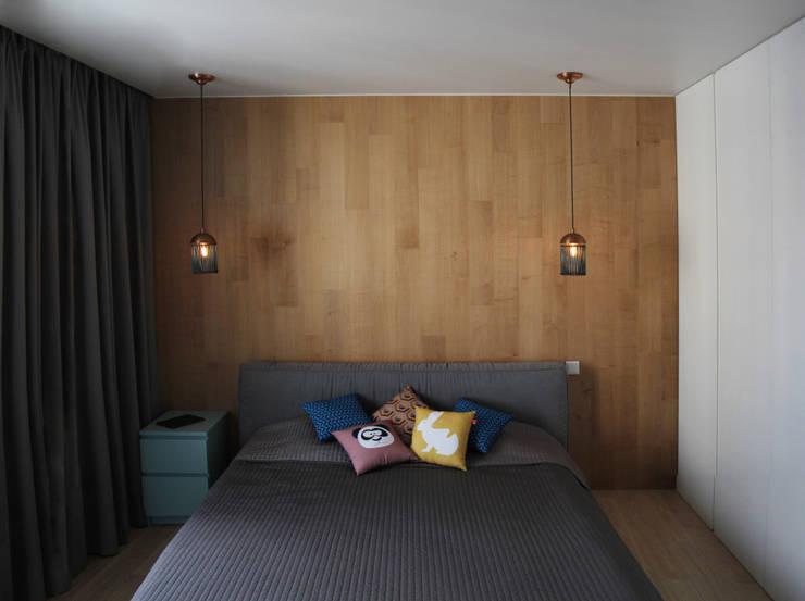 Bedroom by Мастерская Grynevich Dmitriy