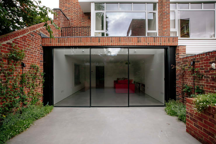 Exterior View :  Houses by Gundry & Ducker Architecture