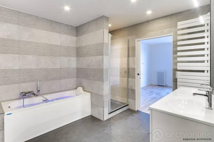 Ванные комнаты в . Автор – Archionline