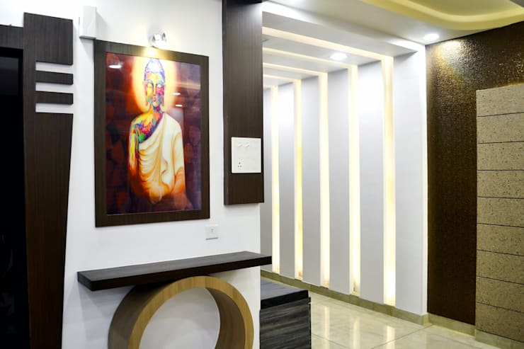 complete projects:  Corridor & hallway by Able interior