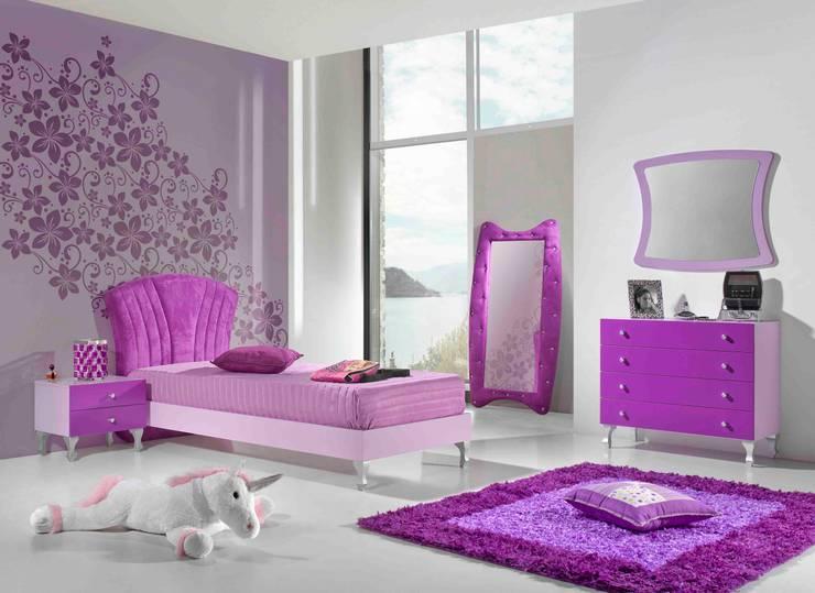 Mobiliário de criança Furniture, children's bedroom www.intense-mobiliario.com  ZZK11 : Quarto de crianças  por Intense mobiliário e interiores;