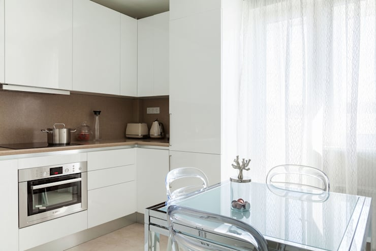 Квартира 77,5 м2 / Small Appartment :  в . Автор – p