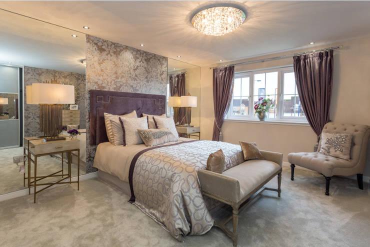 modern Bedroom by Graeme Fuller Design Ltd