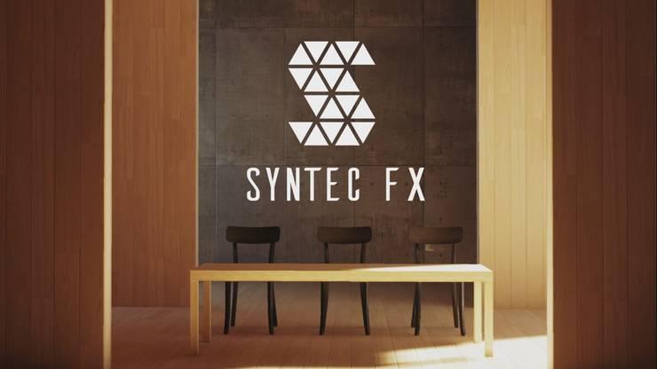SyntecFX Propuesta y Tecnología Arquitectónica:  de estilo  por SyntecFX