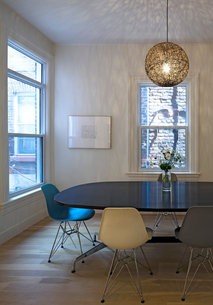 Dining room by STUDIO Z, Scandinavian