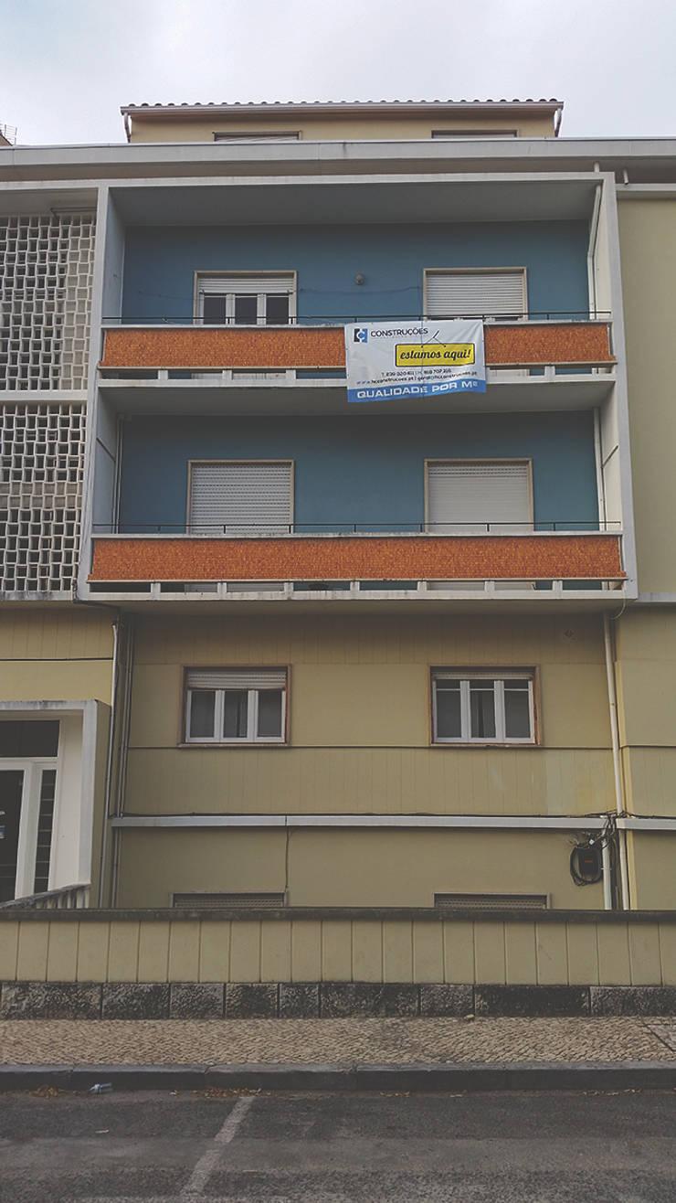 Apartamento na Rua Diogo Castilho:   por HC Construções