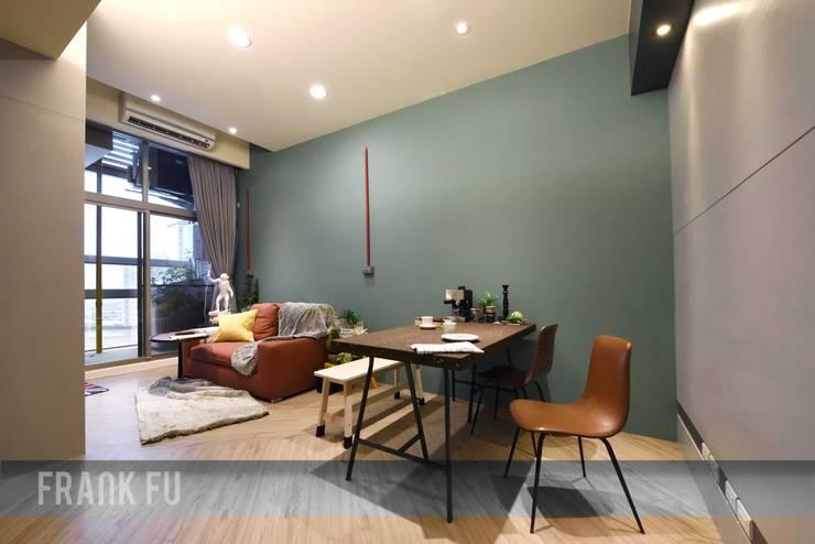 Ruang Makan by 中孚 設計 / FRANKFU INERIOR DESIGN