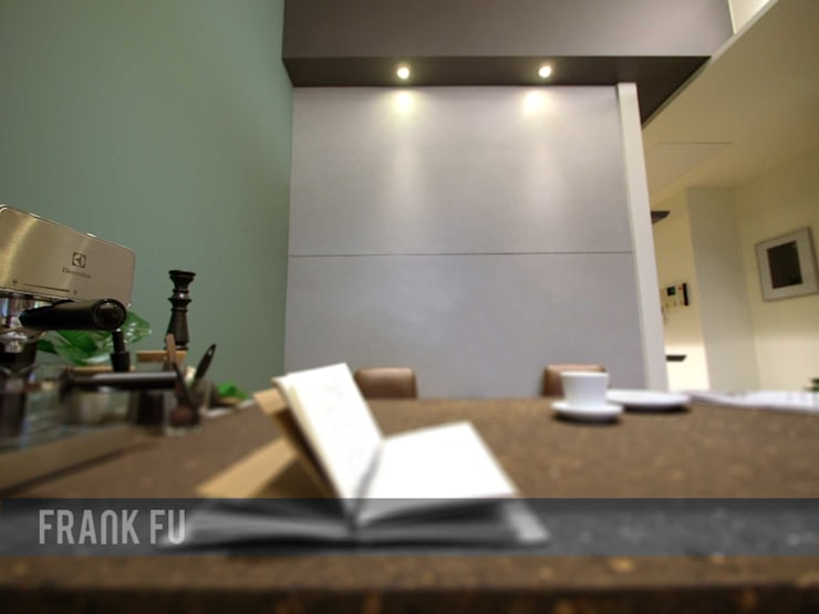 北投 阿曼:  餐廳 by 中孚 設計 / FRANKFU INERIOR DESIGN