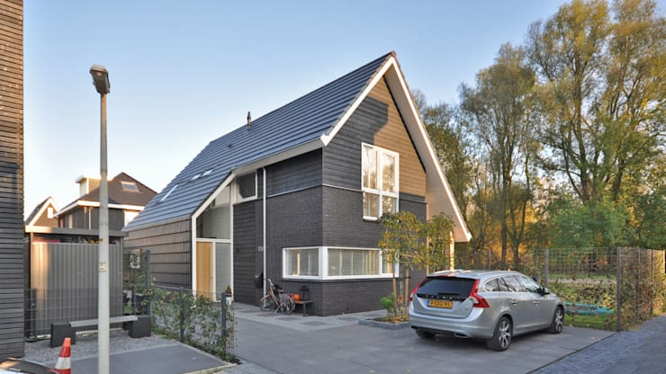 Houses by Bongers Architecten