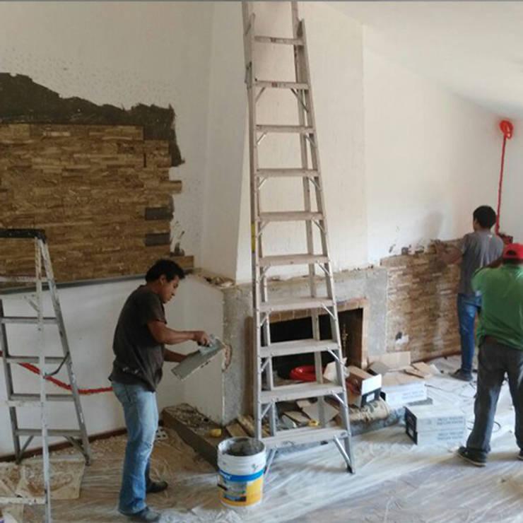 by casas eco constructora