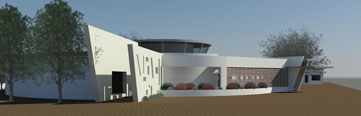 Sub-Acute Medical Facility:   by E-VISIONS Architectural design Studio