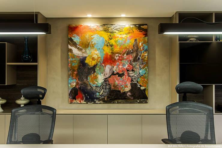 مكاتب ومحلات تنفيذ Cris Nunes Arquiteta