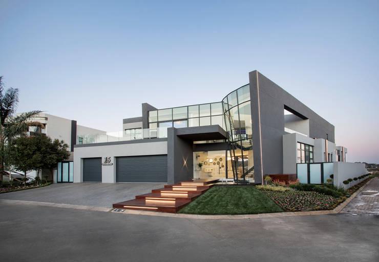 منازل تنفيذ FRANCOIS MARAIS ARCHITECTS