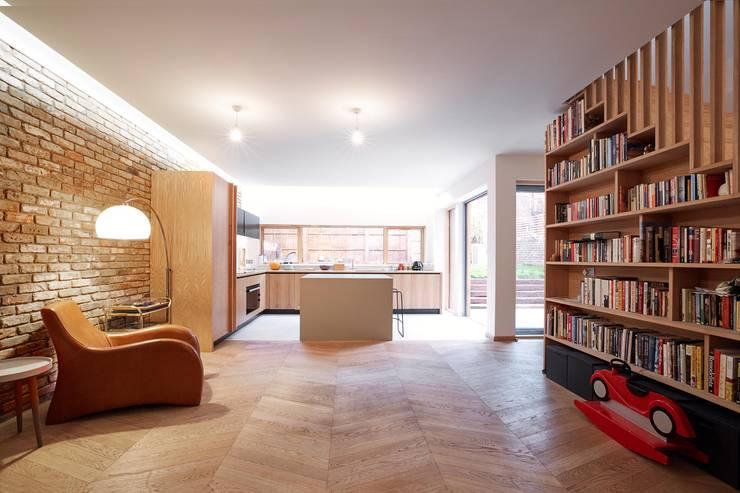 Nhà bếp by Designcubed