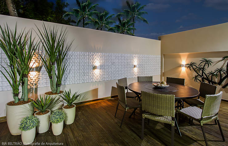 Patios & Decks by Cris Nunes Arquiteta