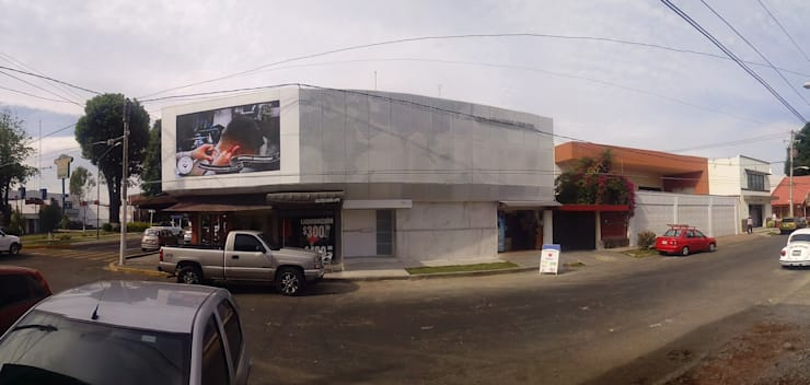 CDN Noticias: Casas de estilo  por DAR Arquitectos