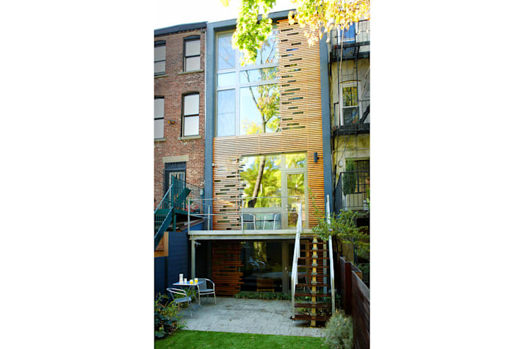 Passive in Park Slope:  Houses by Sarah Jefferys Design
