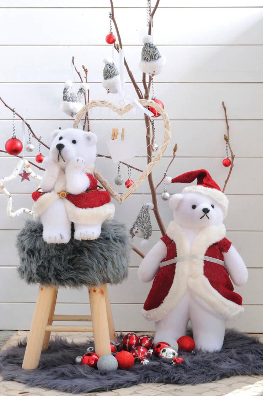 Coleção Red Winter 2016: Sala de estar  por DeBORLA