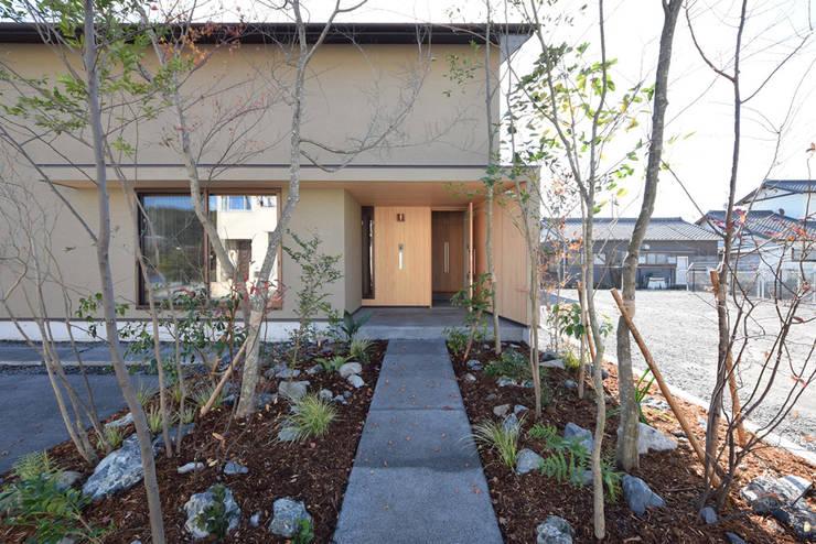 houseTT: Snowdesignofficeが手掛けた家です。
