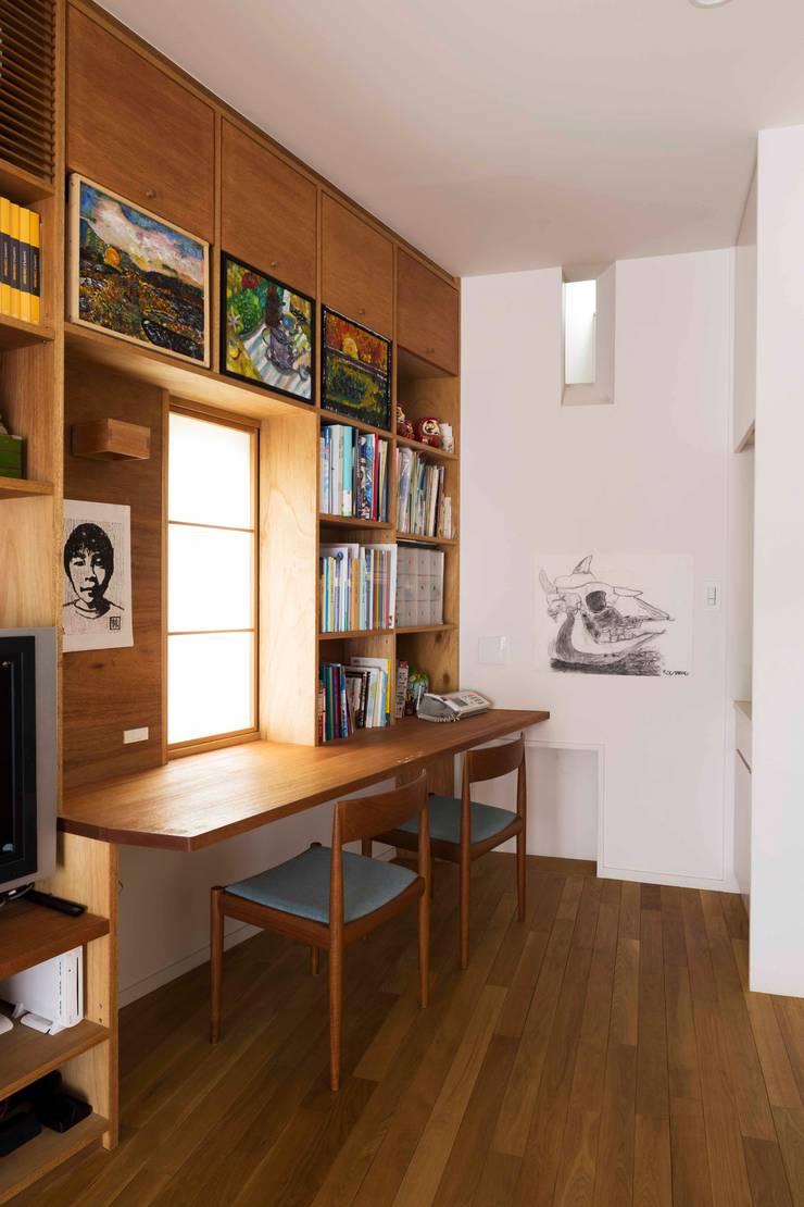 工作机: 有限会社 アンドウ・アトリエが手掛けた和室です。