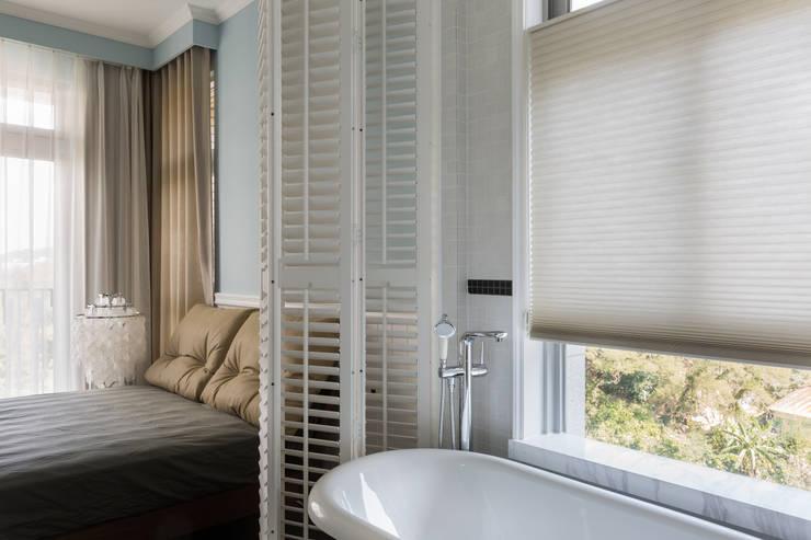 T.Julia's House:  浴室 by THE ORIGIN 元典設計