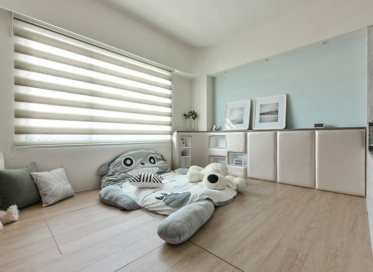 光度與空間:  嬰兒房/兒童房 by 皇室空間室內設計