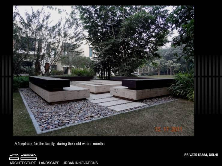 FARM HOUSE, PRIVATE CLIENT:  Houses by JRA DESIGN