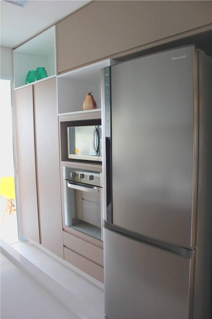Cozinhas  por Drömma Arquitetura