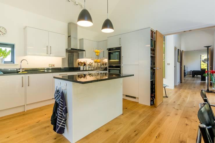 Keuken door Trewin Design Architects