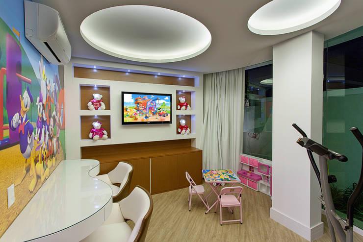 غرفة الاطفال تنفيذ Arquiteto Aquiles Nícolas Kílaris