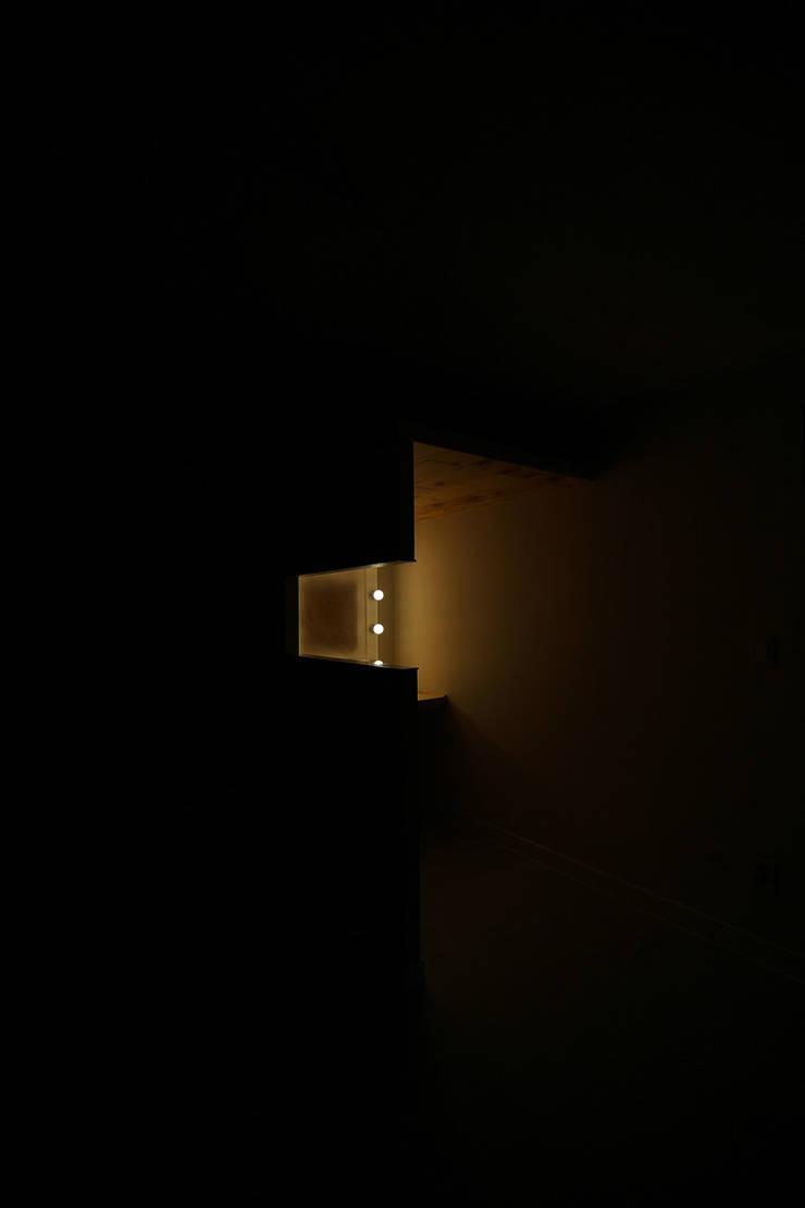 파우더룸: inark [인아크 건축 설계 디자인]의  방,