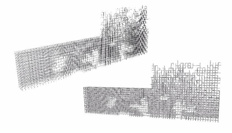 COMITÉ APPAREL:  de estilo  por T + T Arquitectos