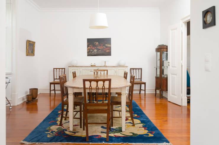 Salas de jantar  por homify