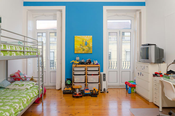 mediterranean Bedroom by homify
