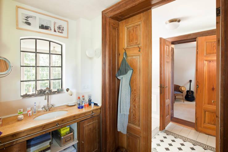 Baños de estilo clásico de Müllers Büro