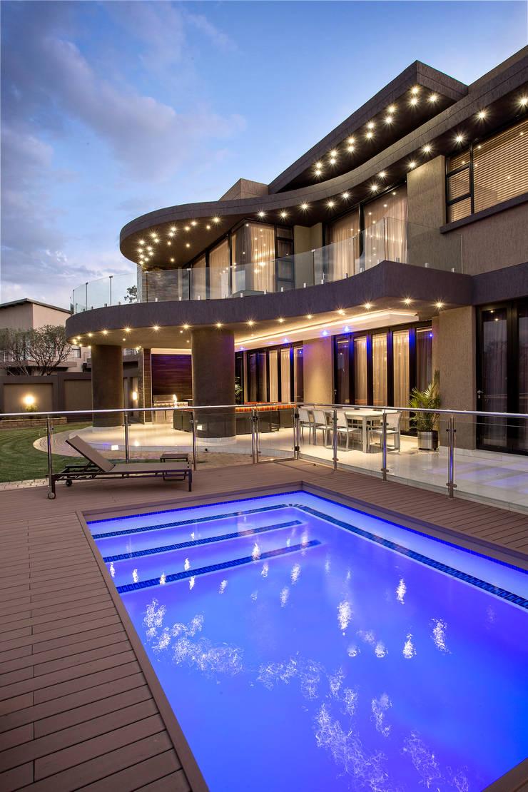 Residence Harris:  Houses by FRANCOIS MARAIS ARCHITECTS