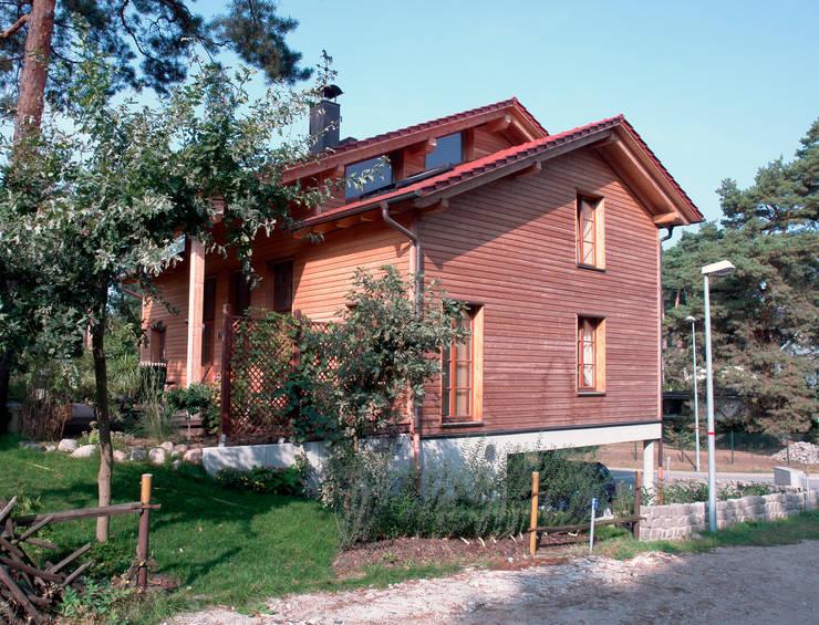Дома в . Автор – Müllers Büro
