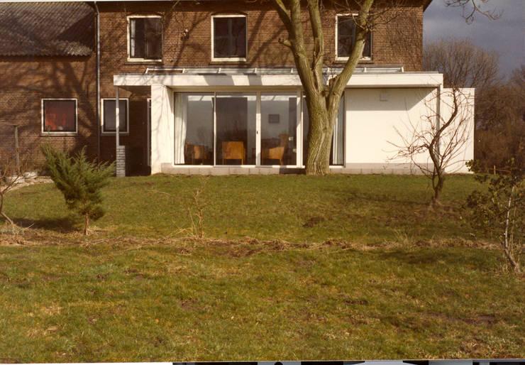 exterieur:  Huizen door Voets Architectuur en Stedenbouw