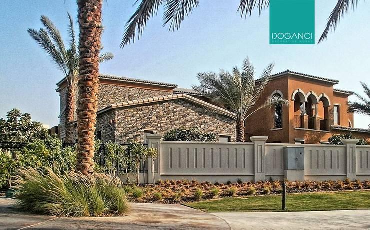 Doğancı Dış Ticaret Ltd. Şti. – Abu Dhabi'deki projemiz:  tarz Evler