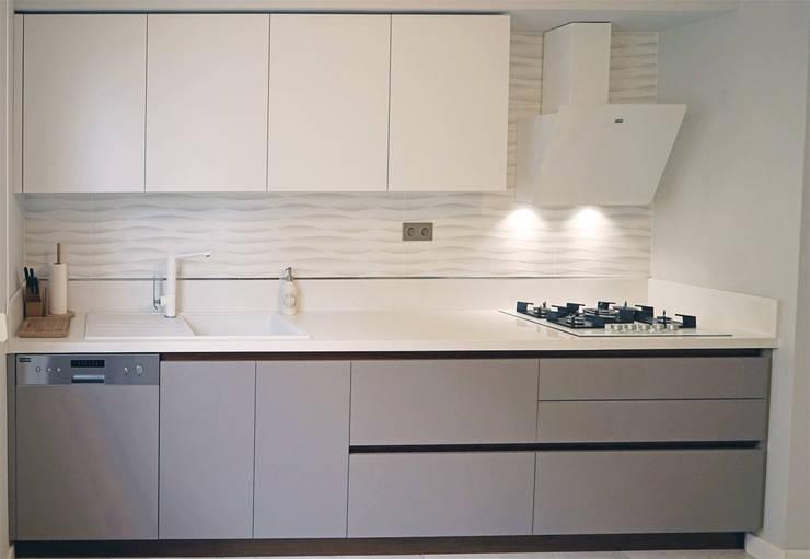 Ziynet Mobilya Dekorasyon San. Tic. Ltd. Şti. – Modern Mutfak Tezgah Bölümü: tarz Mutfak