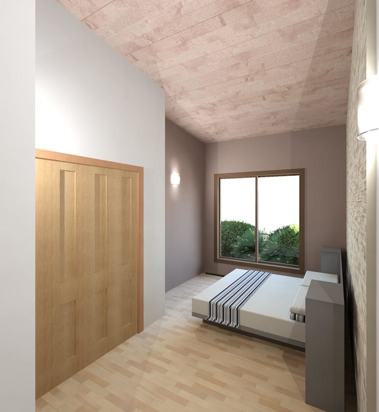 Bedroom by Diseño Store