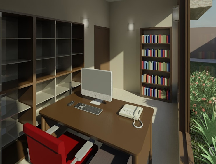 Study/office by Diseño Store