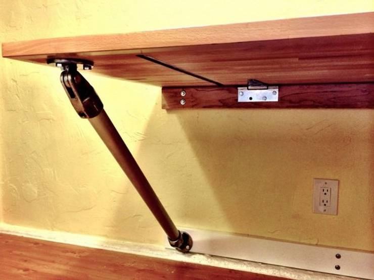 Zwevend Bureau Maken : Diy hoe kan je een zwevend bureau maken door simplified building
